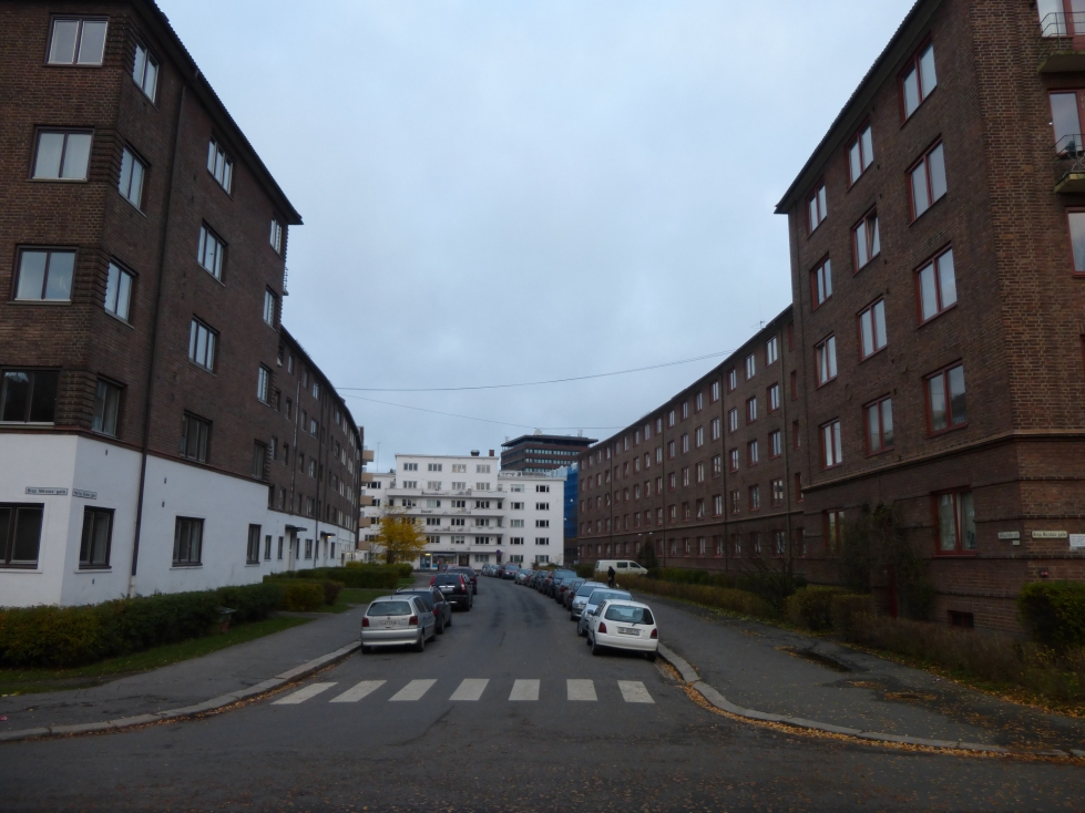Her vokste Kuppern opp. I Hertug Skules gate på Nedre Kampen.