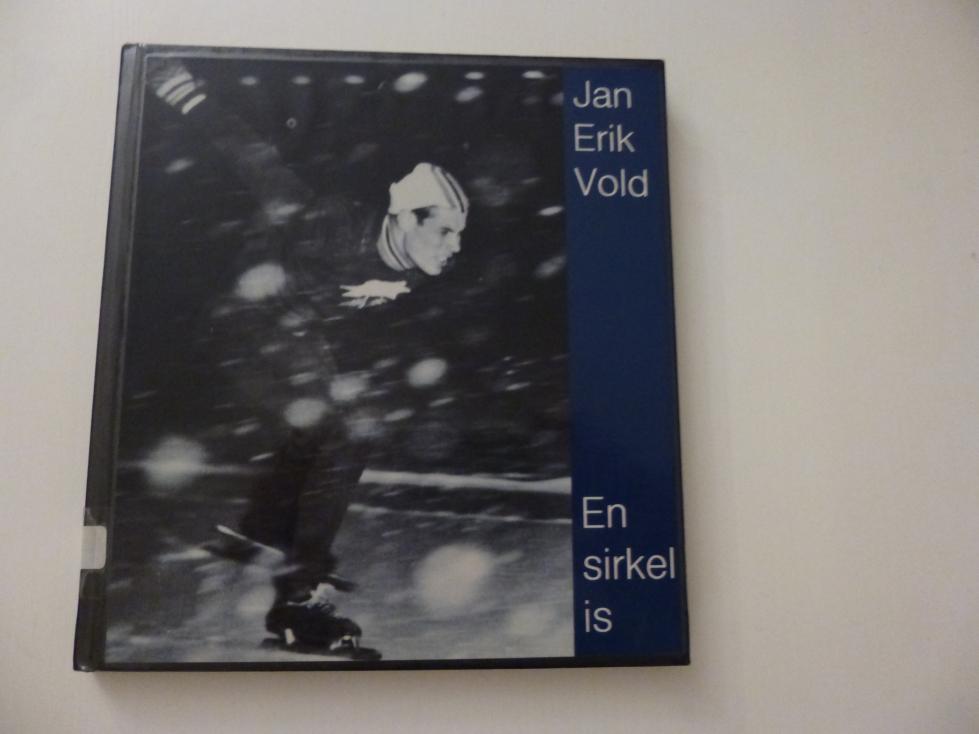 Skøytepoesi av Jan Erik Vold.