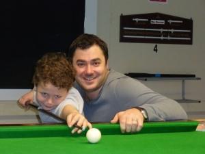 Kurt og sønnen Neon