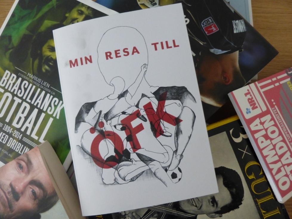 Min resa till ÖFK (2014).