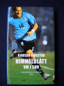 Sjelden vare. Kjartan Fløgstads VM-bok fra 2010.